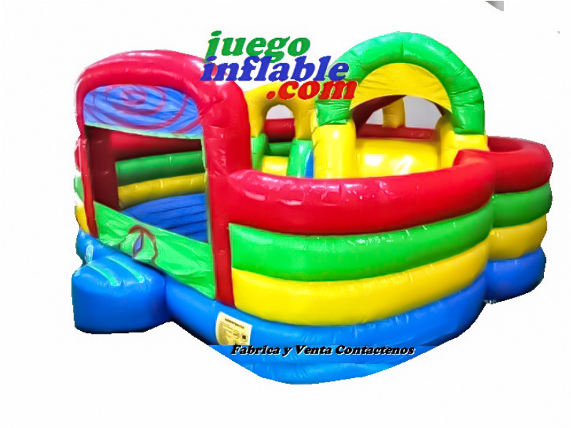 Adrenalina best Juego Inflable