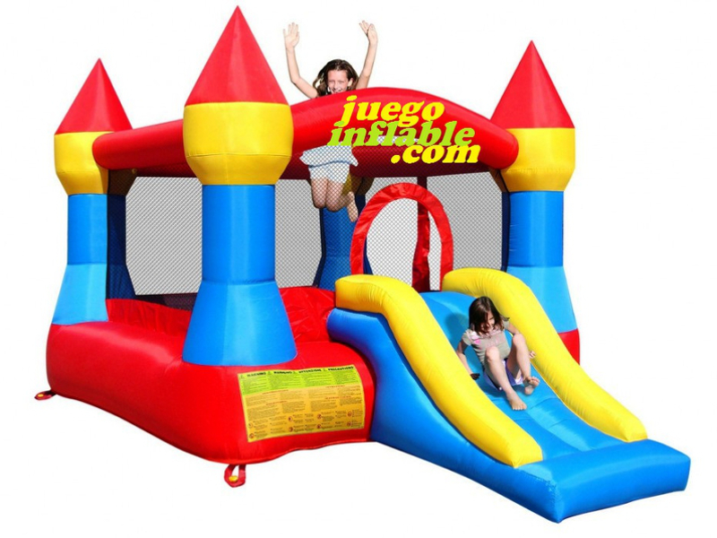 Castillo Juego Inflable
