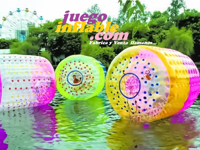 Rolos Esferas Inflables Agua Zorb Ball