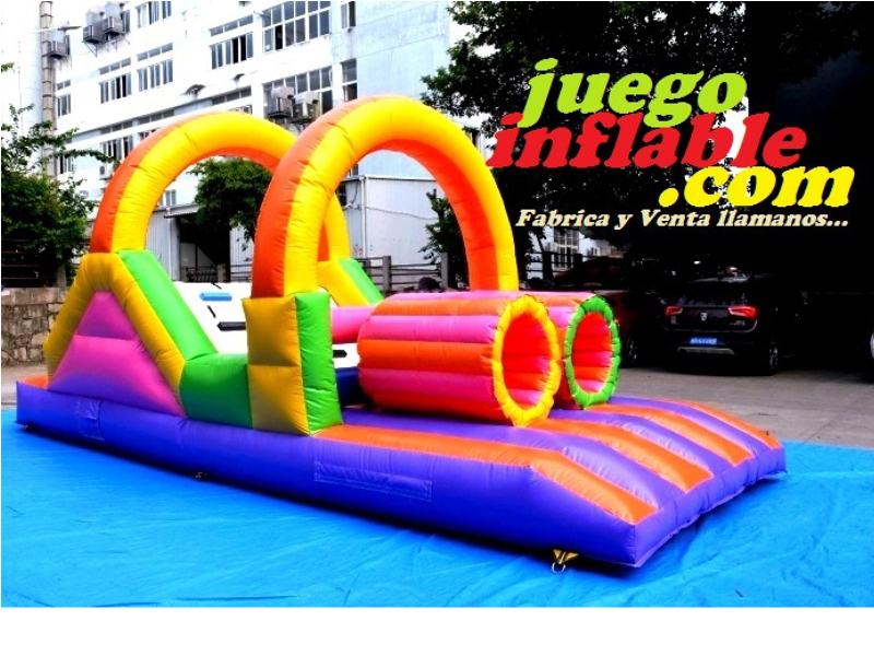 Inflable Obstáculos