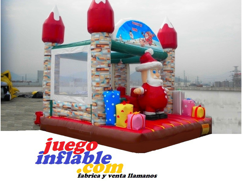 Inflable Viejo Pascuero