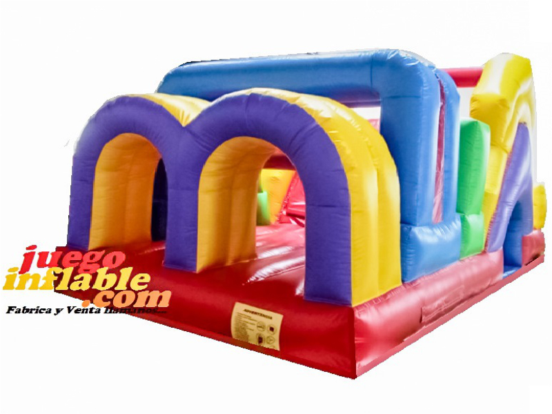 Juego Inflable Obstaculos